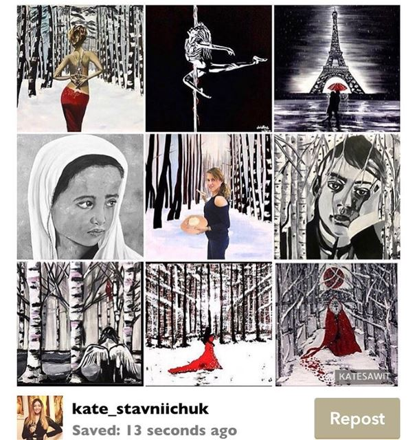 Thank you @kate_stavniichuk 🙏🏻❤️😘😘Repost from @kate_stavniichuk using @
