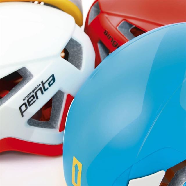 Safety first with the Penta helmet, extremely light and comfy, only 205gr,...