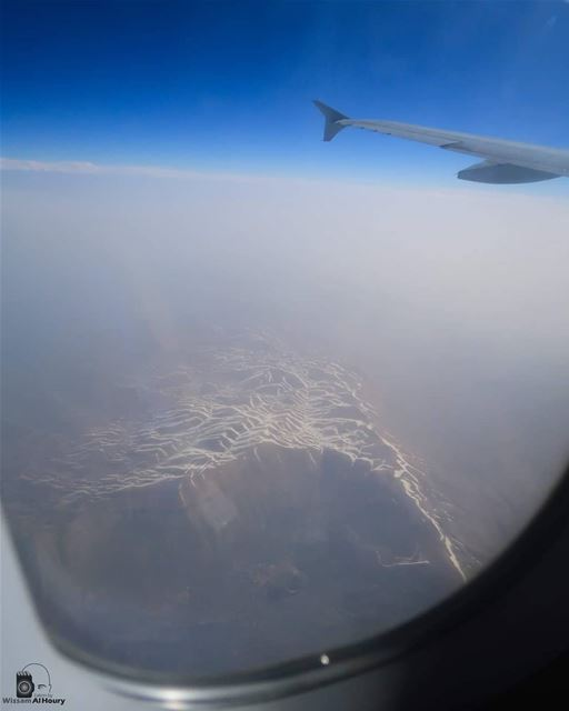 airliban mea middleeastairlines onboard niceview airplaneview... (Bcharreh, Liban-Nord, Lebanon)