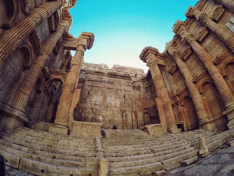 Temple of... (Baalbek, Lebanon)