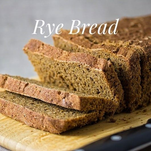 (На русском ⬇️)✅RYE BREADHigh in fiber, rye is a great alternative to... (Sarba, Mont-Liban, Lebanon)