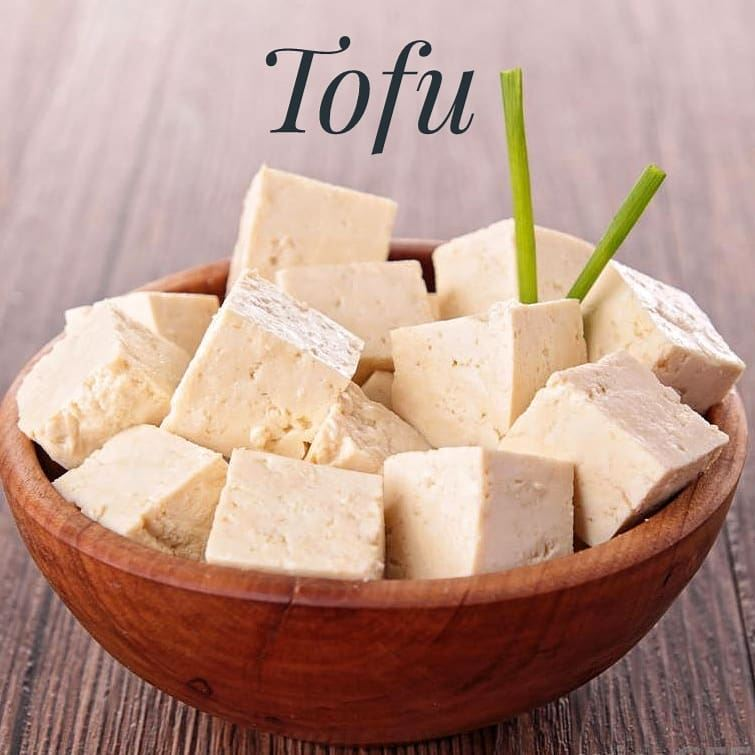 (На русском ⬇️)✅TOFUMade from soybeans, tofu was once the bastion of... (Mansouryia)