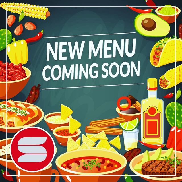 sportivoresto amazing new menu, new items such as 🌮, 🦀, 🍝 & more ... 😋