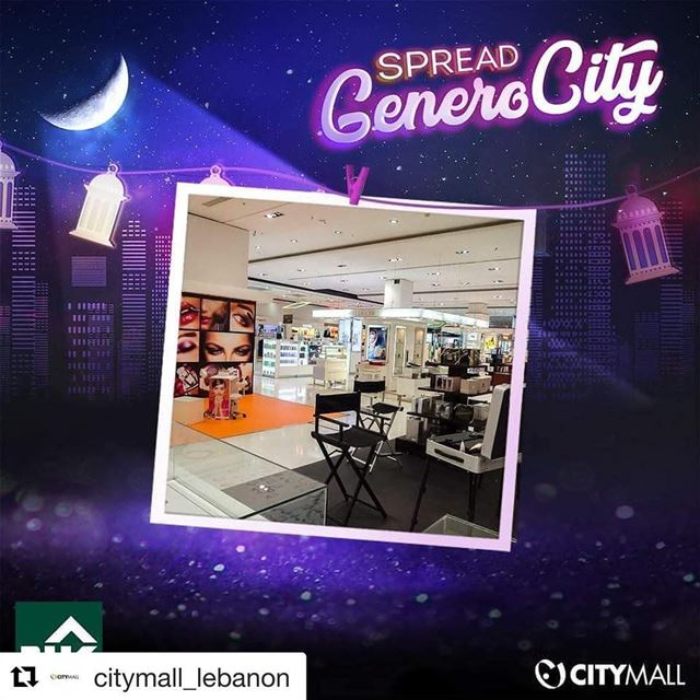 Repost @citymall_lebanon with @get_repost・・・During this month of...