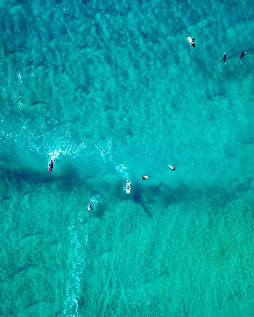 Let's catch some waves 🌊.  surf  batroun  lebanon beach dji  summer ... (Batroûn)