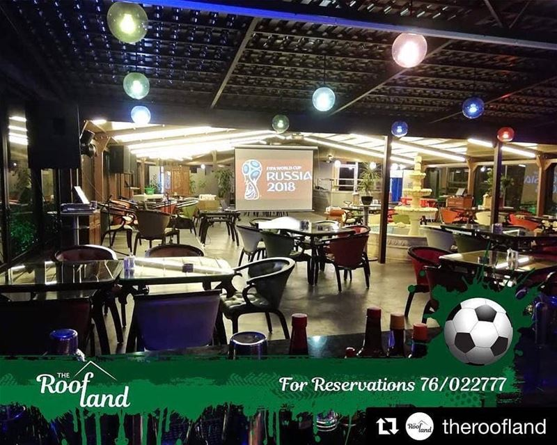 @tawookland -   Repost @theroofland with @get_repost・・・What better way... (The Roofland)