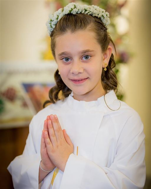 And I pray for my Daughter Clara and all the children in this season and... (Furn El Chouback)