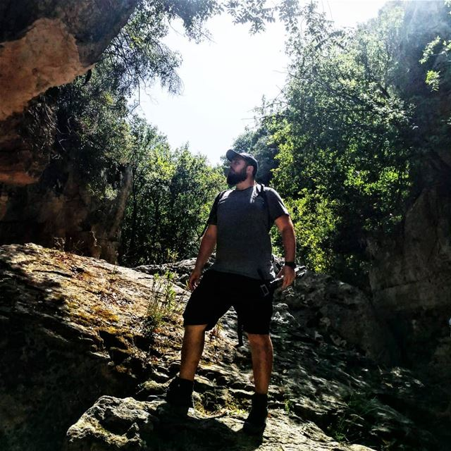 Keep Close To Nature's Heart...📷 Taken by @knhbr NeverStopExploring ... (Nahr el Jaouz)