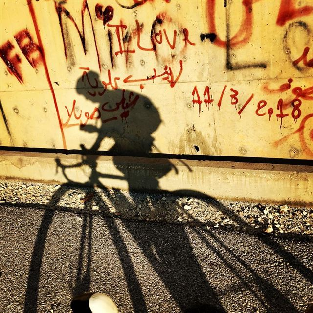 Commuting season has started  bike  bikerides  bikecommute  bycicle ... (Naqoura)