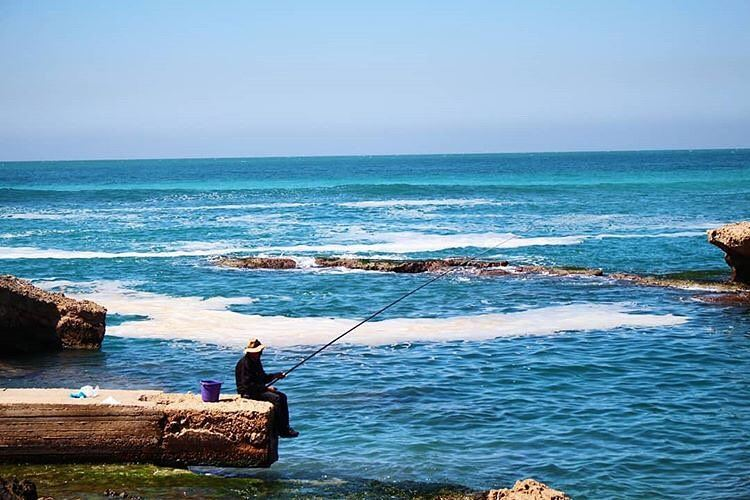 Plans for the weekend? ☀️ 🎣 🐠  ilovebyblos••• ilovebyblos  byblos ...