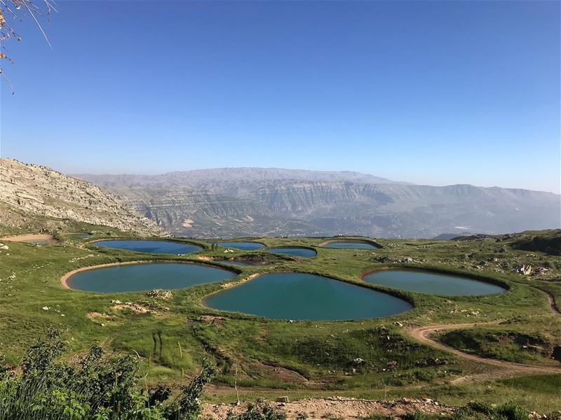 Lakes district ‼️‼️................. lebanon  atmosport ... (El Laqloûq, Mont-Liban, Lebanon)