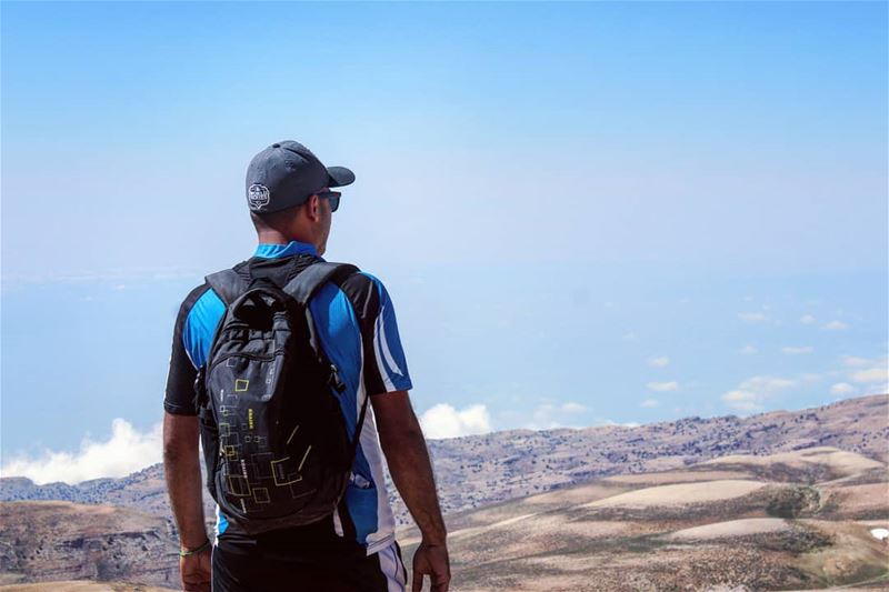 tb  qornesawda  mountains  clouds   northlebanon  mountains  sky  ... (Qurnat as Sawda')