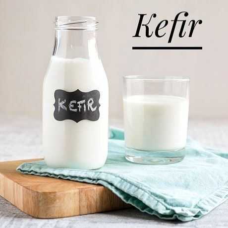(На русском ⬇️)✅ KEFIRWhat is kefir? Well, kefir is a unique cultured... (Berlin, Germany)