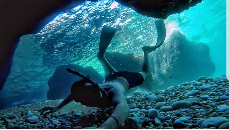 batroun  البترون_سفرة  sea  beach  diving  freedive  mediterraneansea ...