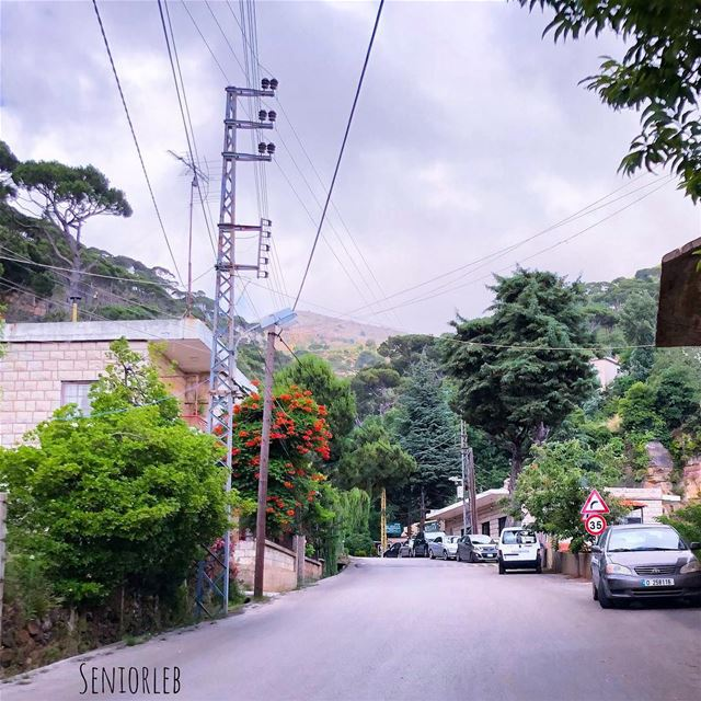 Be around those who are proud to have you, scared to lose you, fight for... (Falougha, Mont-Liban, Lebanon)