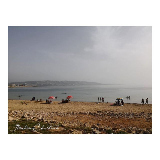 Beach - ing --  ichalhoub was in  Tripoli north  Lebanon shooting with a...