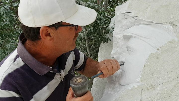Work with Passion Have a nice week____ nayef_alwan  sculptor  artist ...