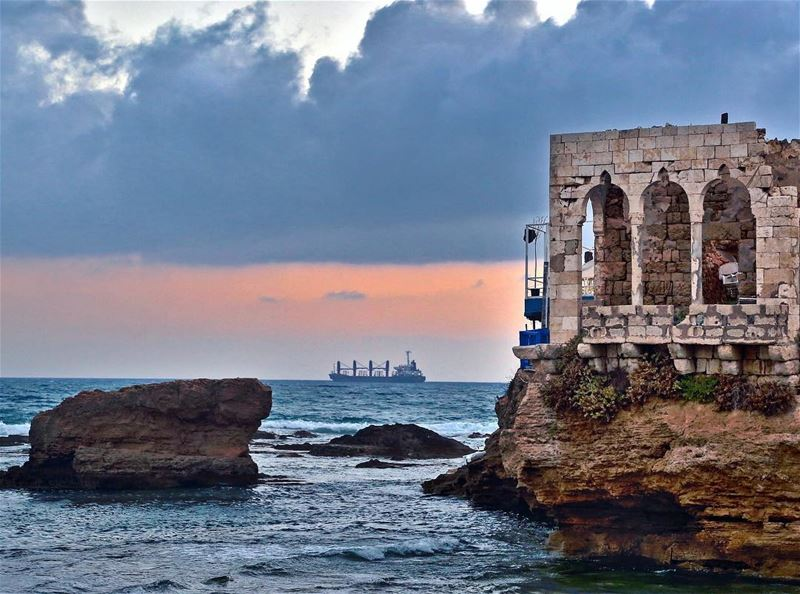 Happy Golden Hour.📍Batroun, Lebanon ..━ ━ ━ ━ ━ ━ ━ ━ ━ ━ ━ ━ ━ ━ ━ ━ ━ (Batroûn)