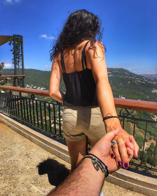 Take my hand & follow me ♥️  followpeterwenmaken 🔥 @livelove.jezzine ..... (Lebanon)