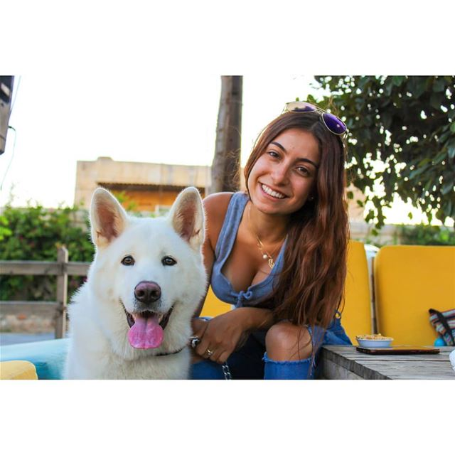 Best friends come in all shapes and sizes! livelovelebanon  livelovepets ... (Colonel Beer Brewery)