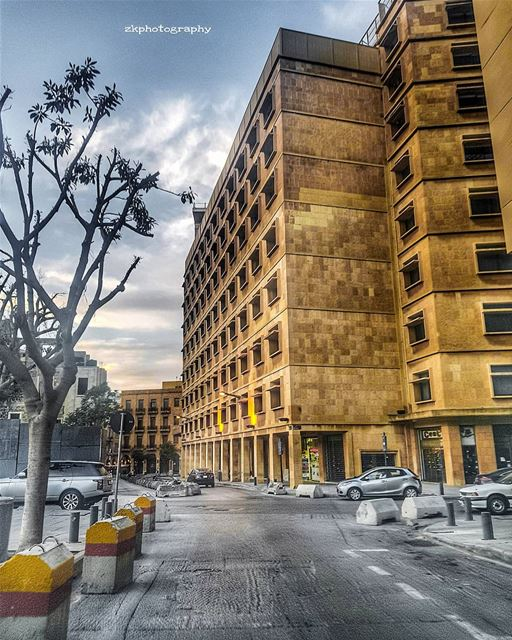 Love comes unseen; we only see it go. *Henry Austin Dobson *... (Downtown Beirut)