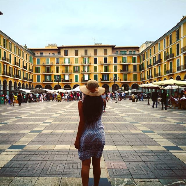 """You have to get lost before you can be found ""👒 (Palma De Mallorca, Spain)"
