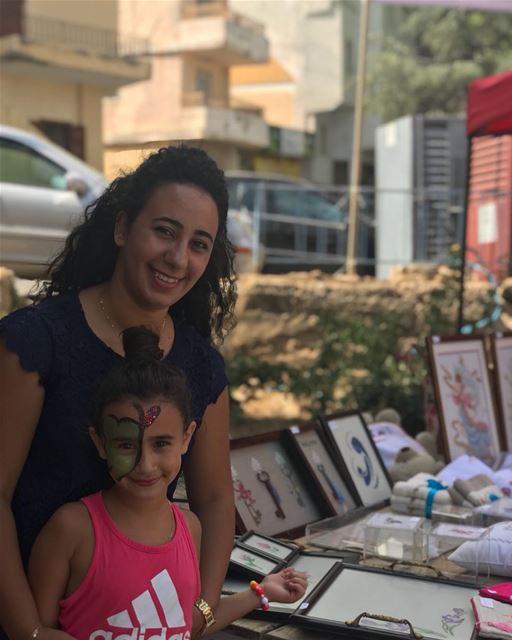 Exhibition  day 2  ehden  lebanon  north   handmade ...