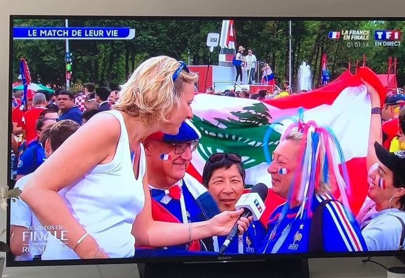 10452  bravo  lesbleus  Lebanon and  10452dna... (Moscow, Russia)