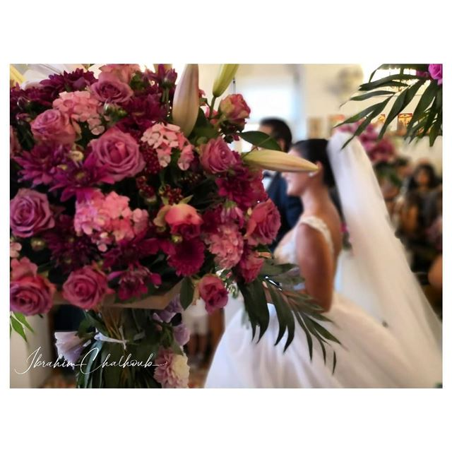 Story of a wedding -  ichalhoub attended his sister-in-law  wedding in...
