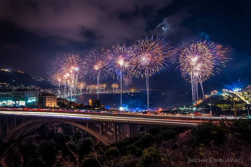 Jounieh International Festival  jounieh  fireworks  casinoduliban  casino ... (Jounieh International Festival)