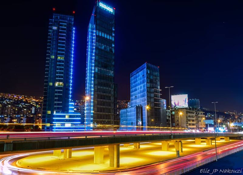 Ideas.. nikon  night  photography  picture  longexposure  city  highway... (Antilyas)