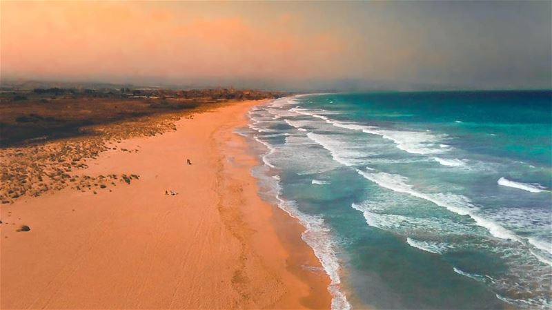 .Shot with parrot bebop 2 power. lebanoninapicture atmosport ... (Tyre, Lebanon)