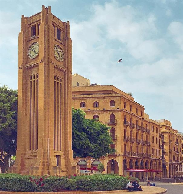 Whatever good things we build end up building us ~ Jim RohnHave a... (Downtown Beirut)