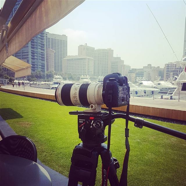 A lens will catch it all ig_lebanon  ig_respect  instaamici  instabeirut... (Zaitunay Bay)
