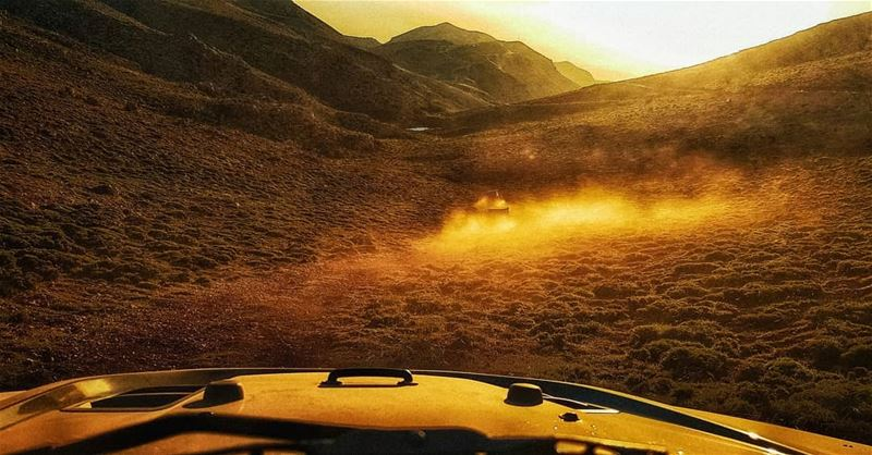 lebanon  sunset  mountains  offroad  jeep  offroading  scenery  sunsets ...
