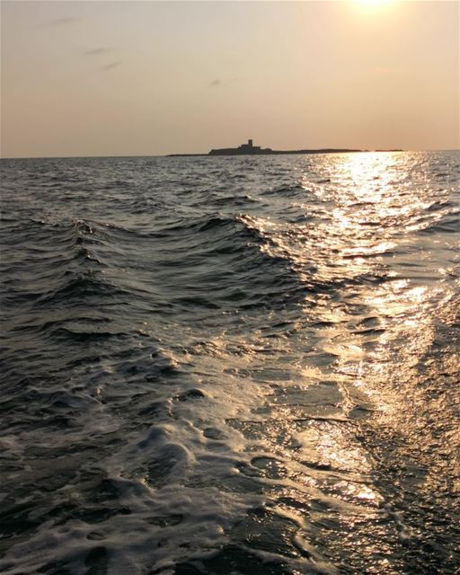 Beautiful  sunset  boattrip  sunset_vision  sunrise_sunsets  lebanon ...