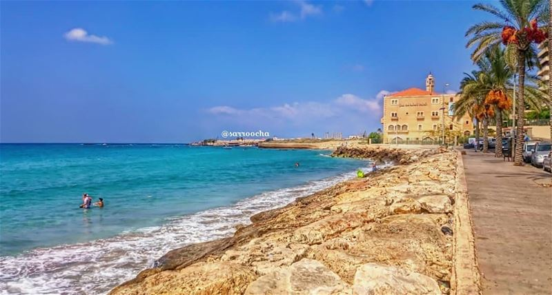 Lebanon's southernmost city, Tyre is one of those hidden gems that makes... (Tyre, Lebanon)
