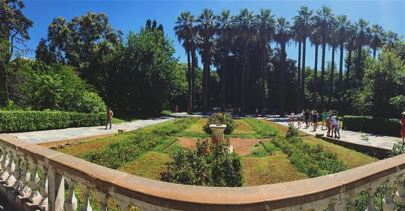 A different visit 🌲✨... athens  greece  greece🇬🇷  greece💙 ... (National Garden, Athens)