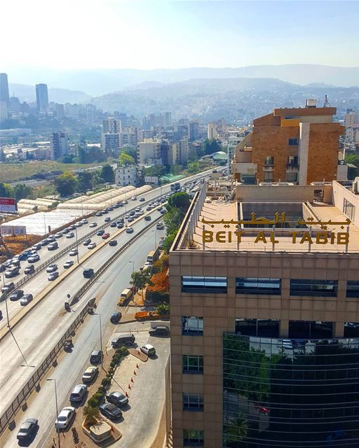 Good morning from  UglyBeirut 😋😁 .......... Lebanon  beirut ... (Beirut, Lebanon)