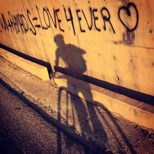 4ever  ride  commute  bikeride  cycling  afternoonride  bikelife ... (Tyre, Lebanon)