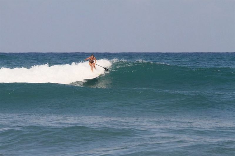 "Surfing, in our opinion, is the best sport one could practice.* * * ""I... (Enn Nâqoura, Liban-Sud, Lebanon)"