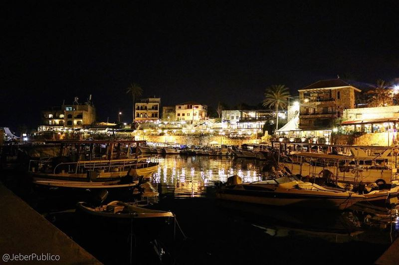 "🇱🇧 Byblos - ""Port of Byblos"". The first commercial port in the world. ... (Byblos, Lebanon)"