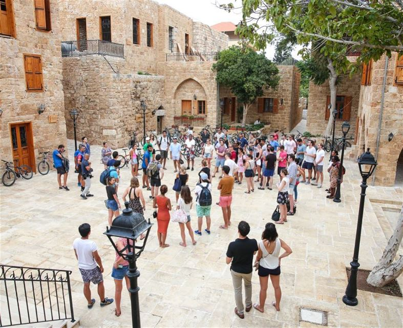 A cycling-walking fusion tour at the old town of batroun with an amazing... (Batroûn)