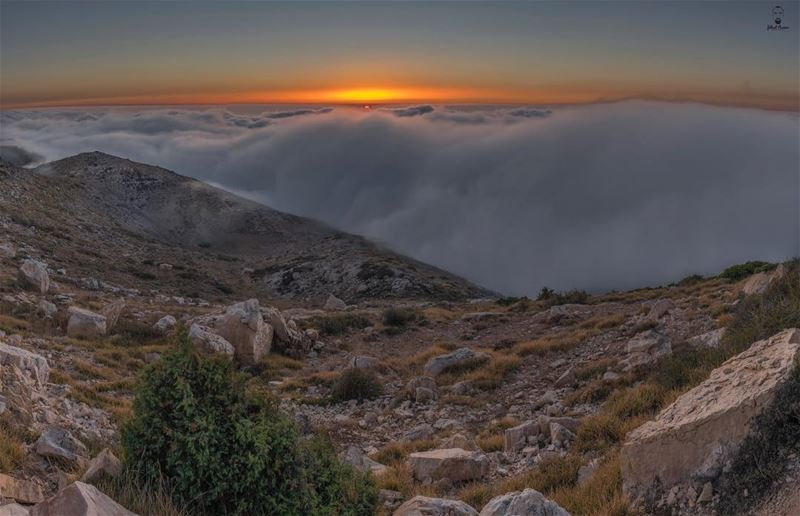 My kind of sea view!!!... (Mount Lebanon Governorate)