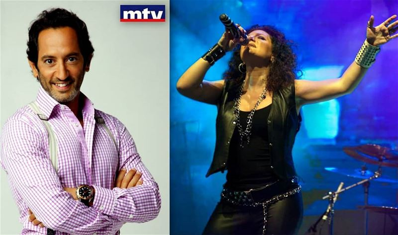 "Hard Rock Music in ""Musical"" at @mtvlebanon On Sunday @11:10AMPresented... (MTV Lebanon)"
