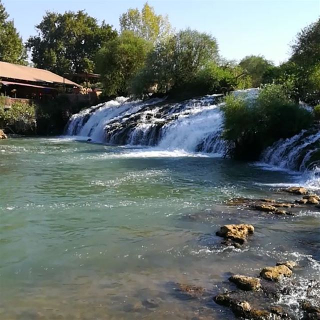 lebanon  waterfall  assi  river  rafting  bekaa  livelovelebanon ...