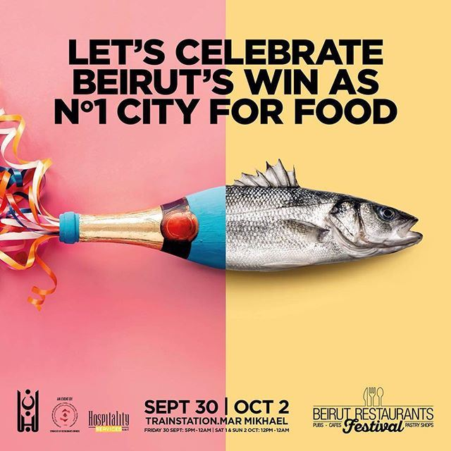 It's the last day of the Beirut Restaurant Festival!