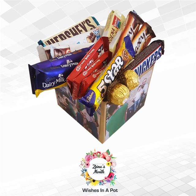Zeina's month day 24 offer: snack box + pictures for 30,000L.L. (Available...