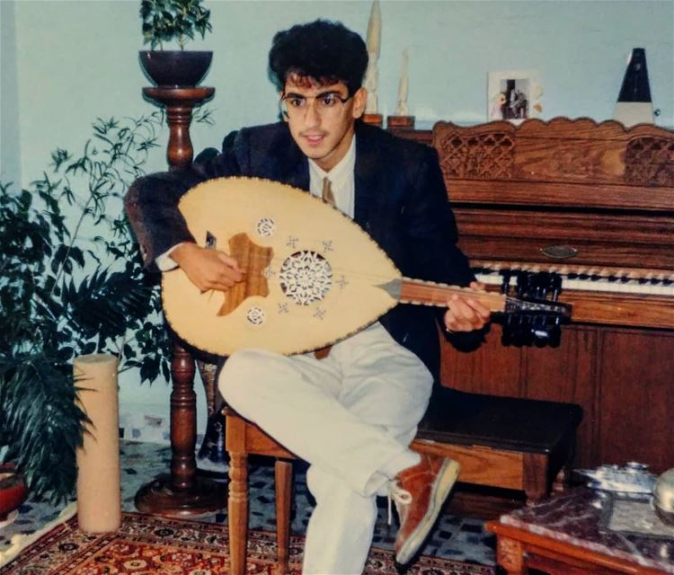 When i decided to go oriental... Ghassan_Yammine  oud  musician ...