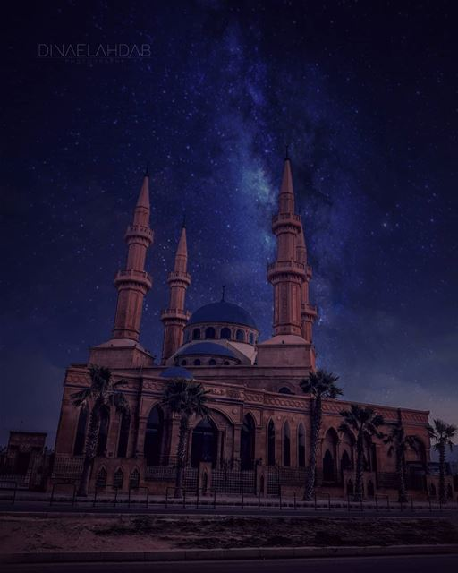 🕌🌃 Some  photoshop here... ____________________ lebanon  lebanon_hdr ... (Tripoli, Lebanon)